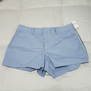 NWT gap shorts , 6 short